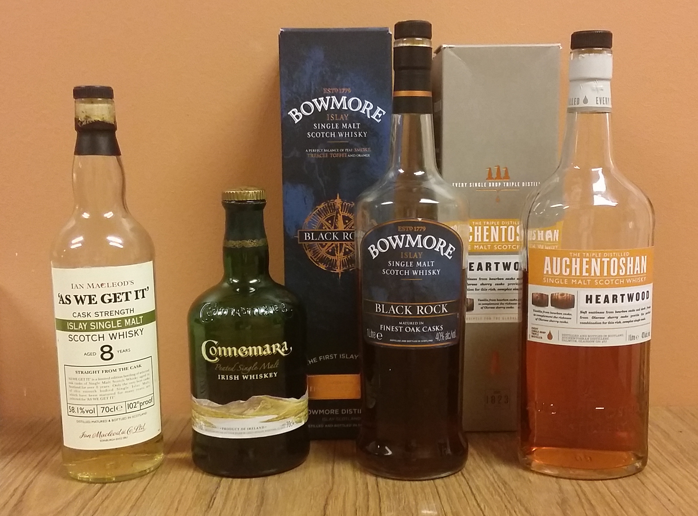 Whisky Review/Tasting: Baltach Wismarian - YouTube